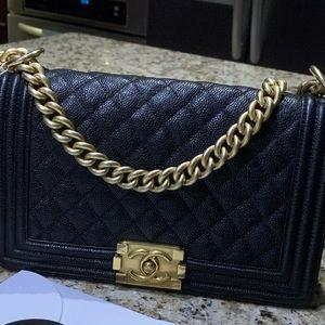 Chanel Boy Bag 🖤
